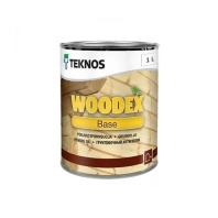 Антисептик Teknos Woodex Base, 0,9 л