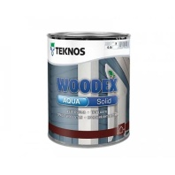Антисептик Teknos Woodex Aqua Solid, 0,9 л